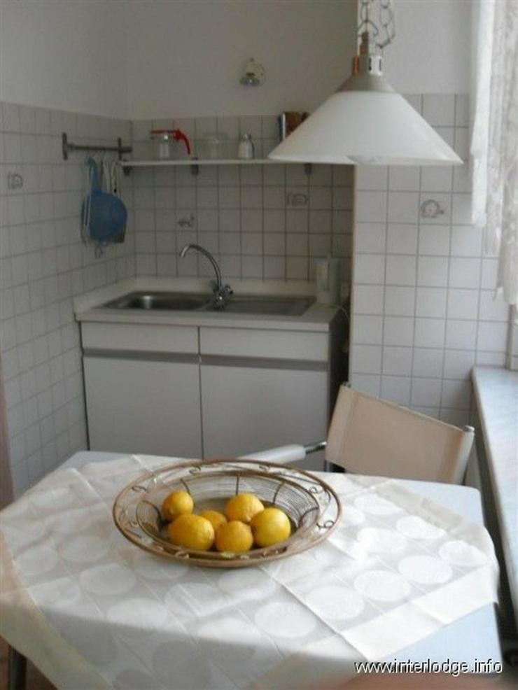 Bild 7: INTERLODGE Modern möblierte Wohnung in ruhiger Seitenstraße in Essen-Frohnhausen.