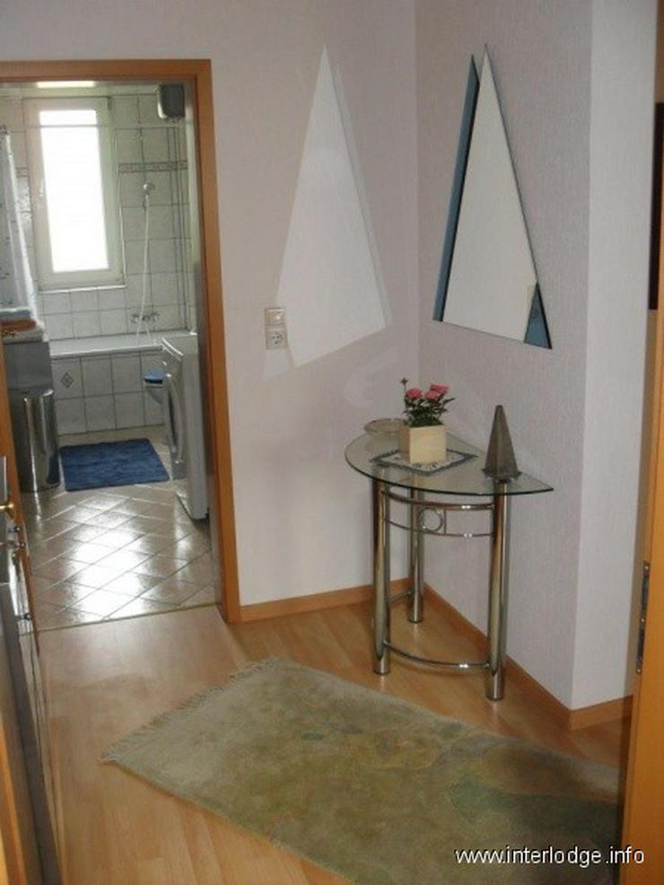 Bild 4: INTERLODGE Modern möblierte Wohnung in ruhiger Seitenstraße in Essen-Frohnhausen.