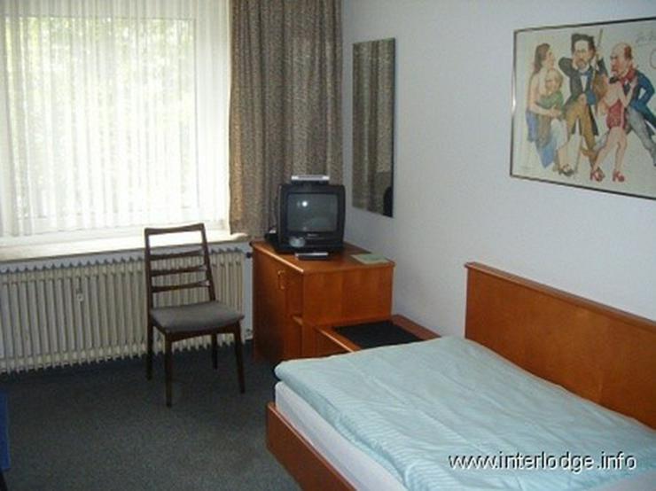 INTERLODGE Möbliertes Gästezimmer im Hotelstandard in bevorzugter Lage in Essen-Rüttens... - Bild 1