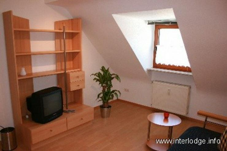 INTERLODGE Modern möblierte Wohnung mit 2 Wohn/Schlafräumen in Essen Rüttenscheid. - Bild 1