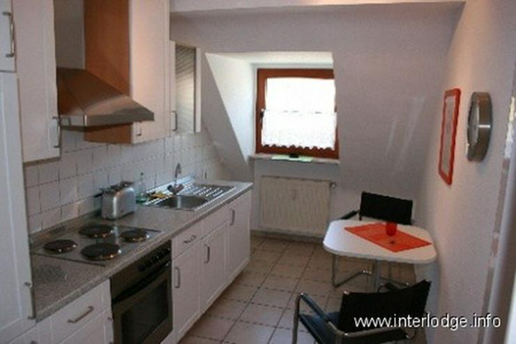 Bild 4: INTERLODGE Modern möblierte Wohnung mit 2 Wohn/Schlafräumen in Essen Rüttenscheid.
