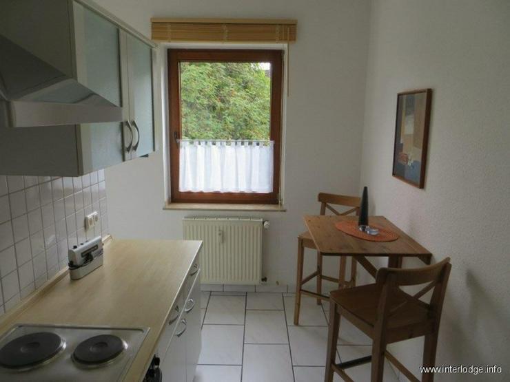 Bild 2: INTERLODGE Modern möblierte Wohnung mit Balkon in Essen Rüttenscheid.