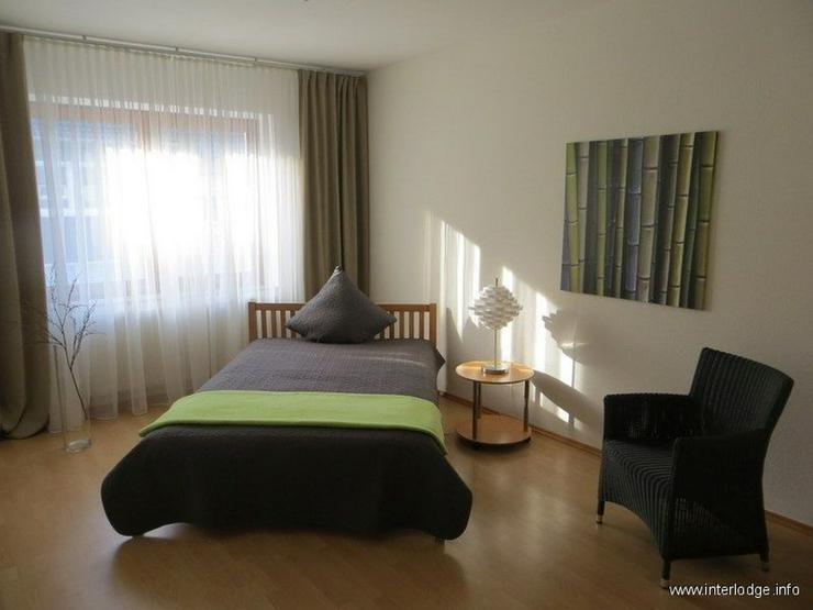Bild 6: INTERLODGE Modern möblierte Wohnung mit Balkon in Essen Rüttenscheid.