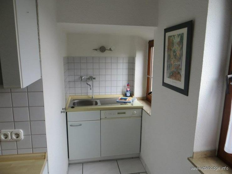 Bild 3: INTERLODGE Modern möblierte Wohnung mit Balkon in Essen Rüttenscheid.