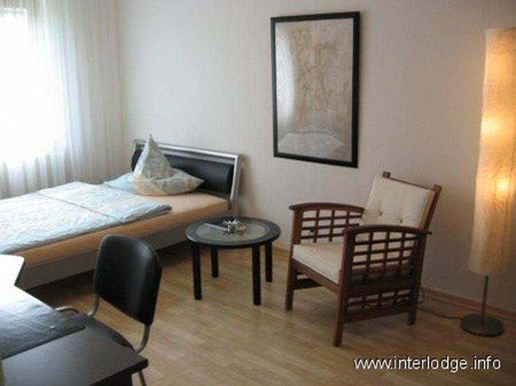 INTERLODGE Modern möblierte Wohnung mit 2 Wohn/Schlafräumen in Essen Rüttenscheid. - Wohnen auf Zeit - Bild 1