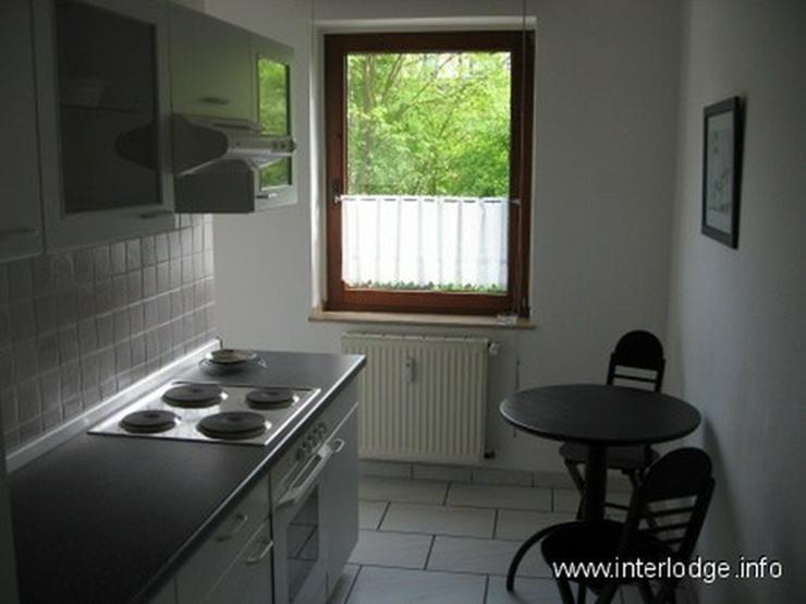 Bild 3: INTERLODGE Modern möblierte Wohnung mit 2 Wohn/Schlafräumen in Essen Rüttenscheid.