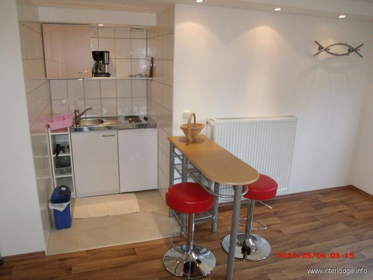 Bild 6: INTERLODGE Ratingen-Ost: Modern möbliertes Apartment mit Terrasse in ruhiger und guter La...