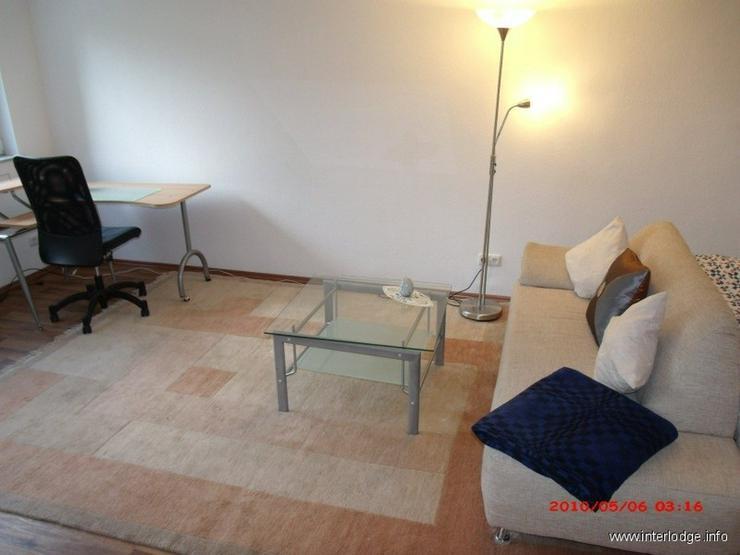 Bild 4: INTERLODGE Ratingen-Ost: Modern möbliertes Apartment mit Terrasse in ruhiger und guter La...