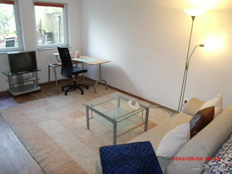 Bild 2: INTERLODGE Ratingen-Ost: Modern möbliertes Apartment mit Terrasse in ruhiger und guter La...