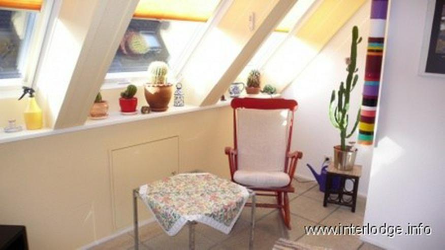 Bild 4: INTERLODGE Komfortabel möblierte Wohnung in ruhiger Lage mit Gartennutzung in Essen-Frill...