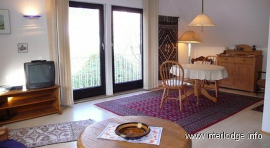 Bild 2: INTERLODGE Komfortabel möblierte Wohnung in ruhiger Lage mit Gartennutzung in Essen-Frill...