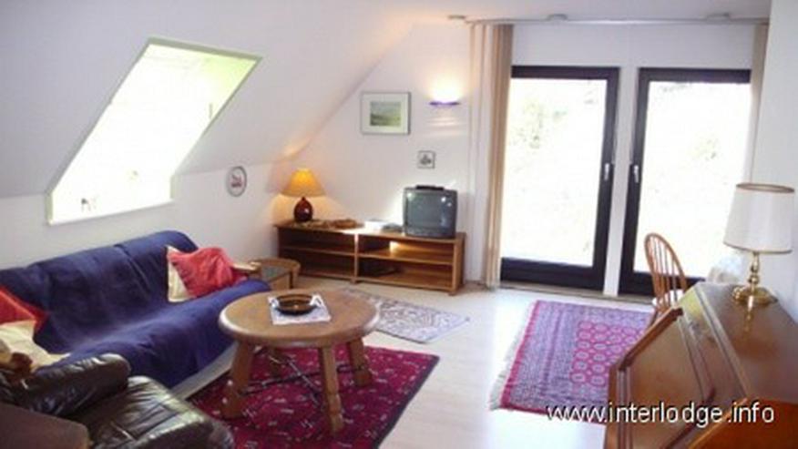 INTERLODGE Komfortabel möblierte Wohnung in ruhiger Lage mit Gartennutzung in Essen-Frill... - Wohnen auf Zeit - Bild 1