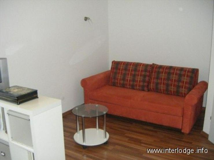 Bild 4: INTERLODGE Komfortables Apartment im Souterain inkl. Internet in bevorzugter Lage in Bochu...