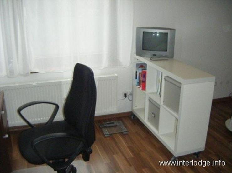Bild 5: INTERLODGE Komfortables Apartment im Souterain inkl. Internet in bevorzugter Lage in Bochu...