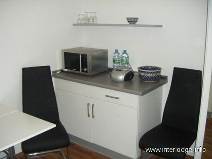 Bild 2: INTERLODGE Komfortables Apartment im Souterain inkl. Internet in bevorzugter Lage in Bochu...