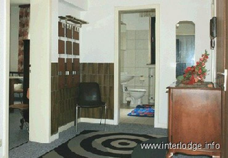 INTERLODGE Geräumige und eingerichtete Monteurwohnung mit 3 Schlafzimmer und Wohnküche. - Wohnen auf Zeit - Bild 1