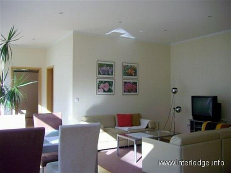 INTERLODGE Modern möblierte Wohnung in Bochum-Laer mit Terrassennutzung und Gartenmitbenu... - Wohnen auf Zeit - Bild 1
