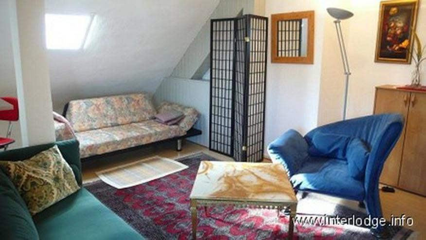 INTERLODGE Komplett möbliertes Maisonette-Apartment in Essen-Haarzopf für 2 Personen. - Wohnen auf Zeit - Bild 1