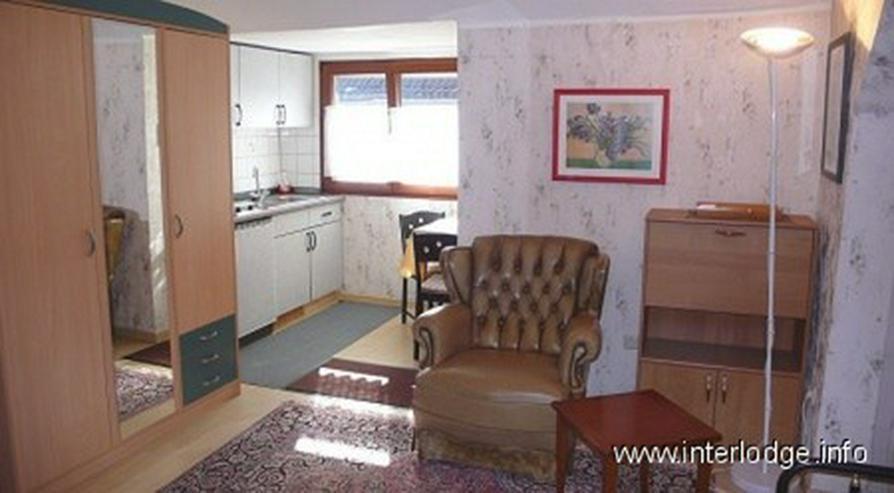 INTERLODGE Komplett möbliertes, gemütliches Apartment in Essen-Haarzopf - Wohnen auf Zeit - Bild 1