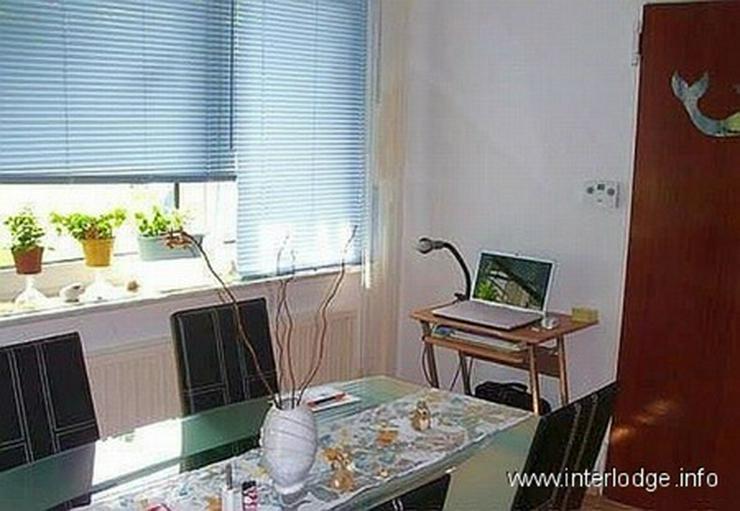 INTERLODGE Modern möblierte Einliegerwohnung in Bochum-Linden - Wohnen auf Zeit - Bild 1