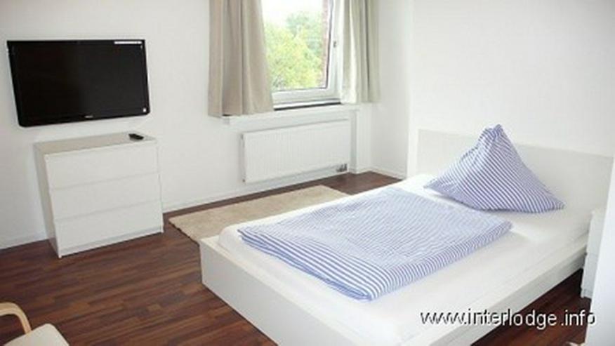 INTERLODGE Modern möbliertes Apartment in der Bochumer City. - Wohnen auf Zeit - Bild 1