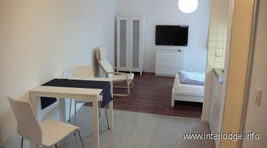 Bild 2: INTERLODGE Modern möbliertes Apartment in der Bochumer City.