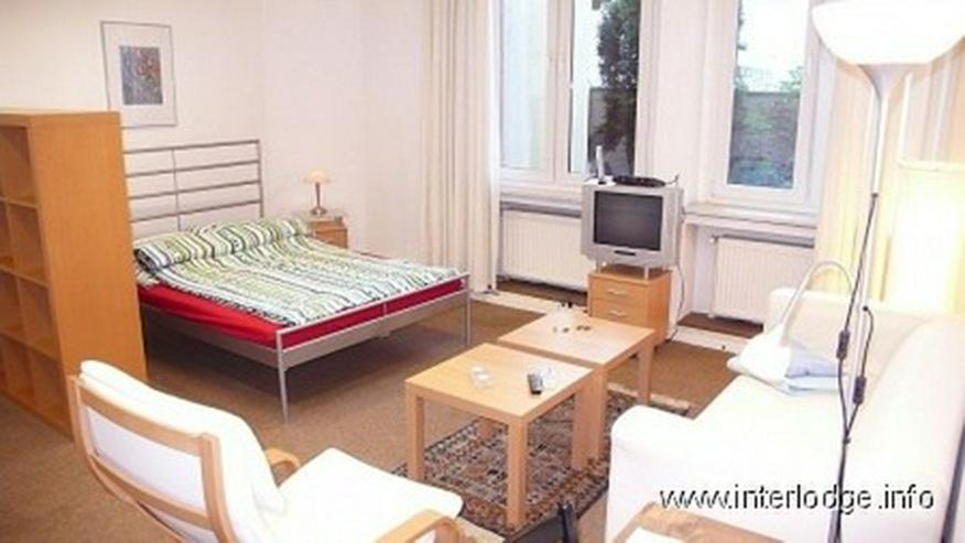 Bild 2: INTERLODGE Großes, möbliertes Apartment mit Wohnküche in der Bochumer Innenstadt.