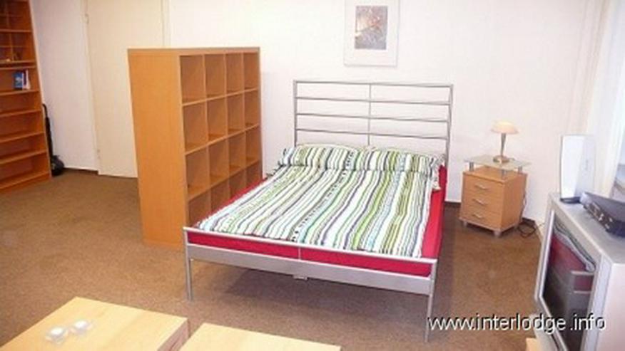 Bild 3: INTERLODGE Großes, möbliertes Apartment mit Wohnküche in der Bochumer Innenstadt.