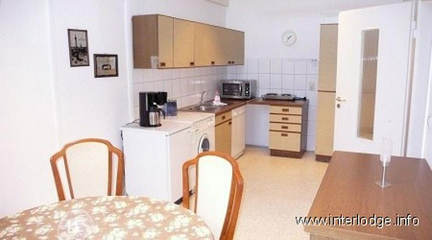 Bild 8: INTERLODGE Großes, möbliertes Apartment mit Wohnküche in der Bochumer Innenstadt.