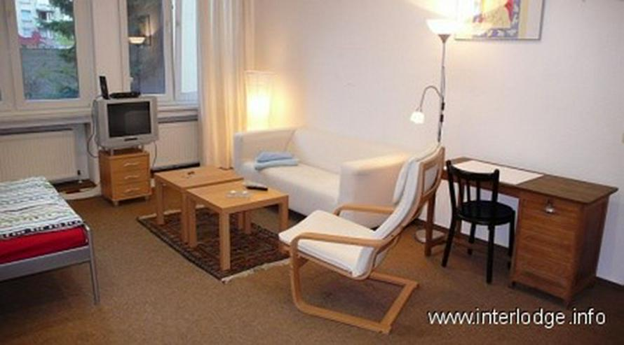 INTERLODGE Großes, möbliertes Apartment mit Wohnküche in der Bochumer Innenstadt. - Wohnen auf Zeit - Bild 1