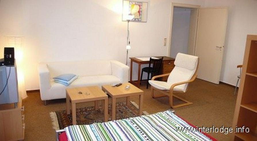 Bild 4: INTERLODGE Großes, möbliertes Apartment mit Wohnküche in der Bochumer Innenstadt.