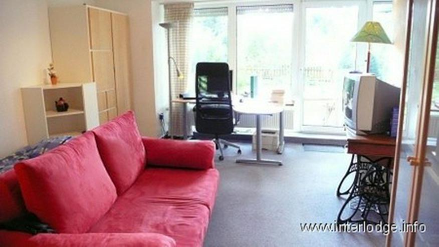 INTERLODGE Komplett und modern möbliertes Einlieger-Apartment mit Garten in Dortmund-Homb...