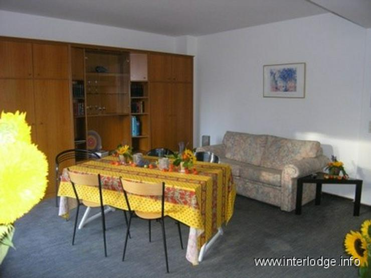 INTERLODGE Sehr schönes Apartment mit großer Südterrasse in Neuss-Furth in ruhiger Seit... - Wohnen auf Zeit - Bild 1