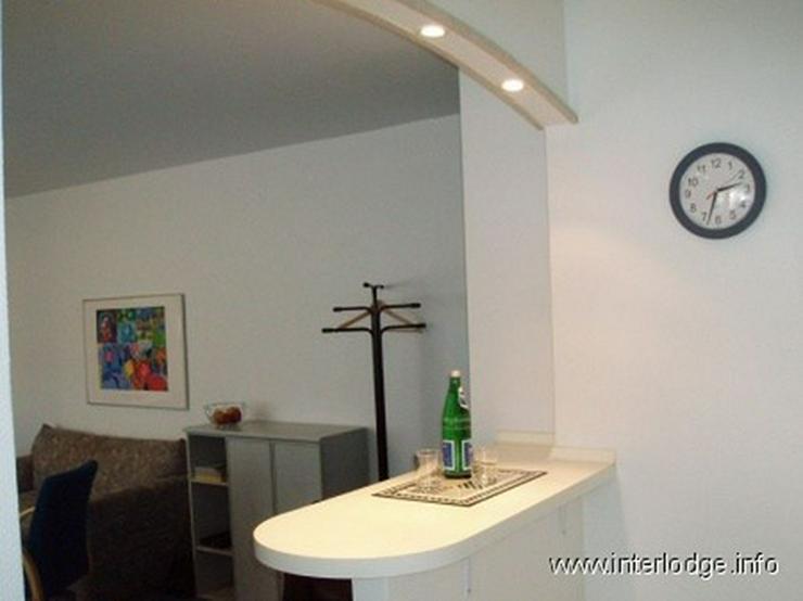 Bild 3: INTERLODGE Sehr schönes und gepflegtes Apartment in Neuss-Vogelsang für 1 Person.