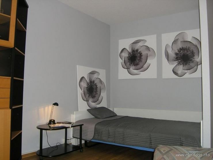 Bild 4: INTERLODGE Sehr schönes und gepflegtes Apartment mit voll verglaster Loggia in Kaarst fü...