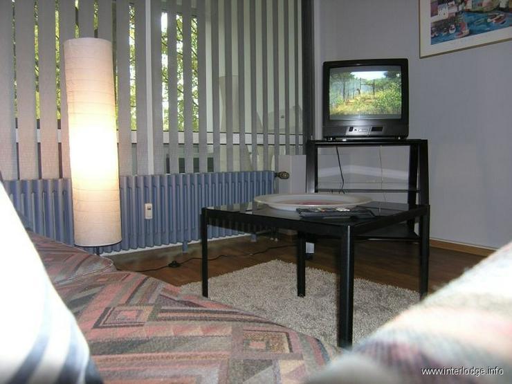 INTERLODGE Sehr schönes und gepflegtes Apartment mit voll verglaster Loggia in Kaarst fü... - Wohnen auf Zeit - Bild 1