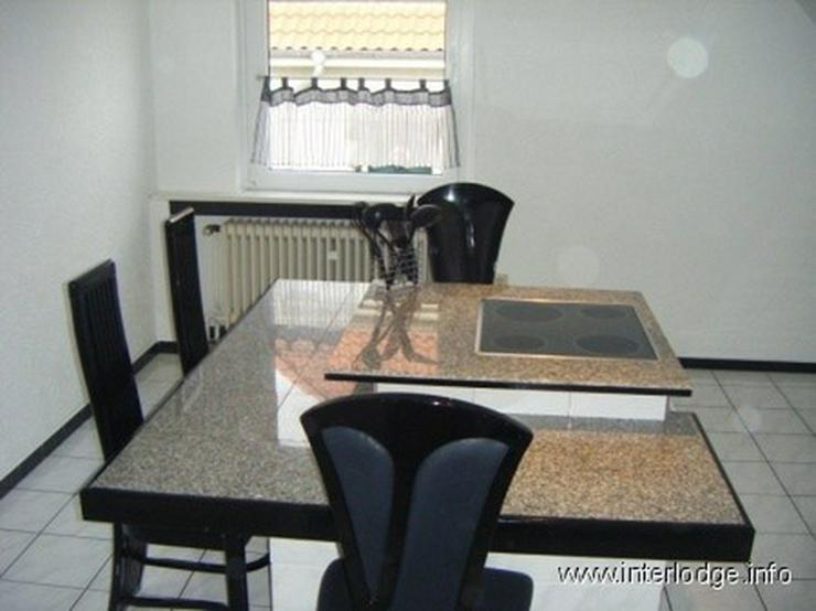 Bild 6: INTERLODGE Große, komplett möblierte 3,5 Zimmer Wohnung in Bottrop-Welheim.