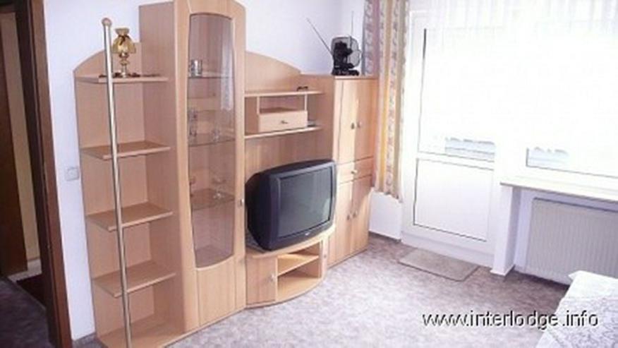 INTERLODGE Dortmund-Eving Modern möblierte Einliegerwohnung in Einfamilienhaus mit separa...