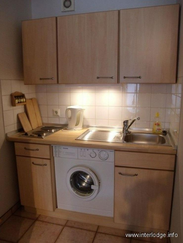 Bild 6: INTERLODGE Helles, modern möbliertes Apartment im gepflegten Mehrfamilienhaus in Dortmund...