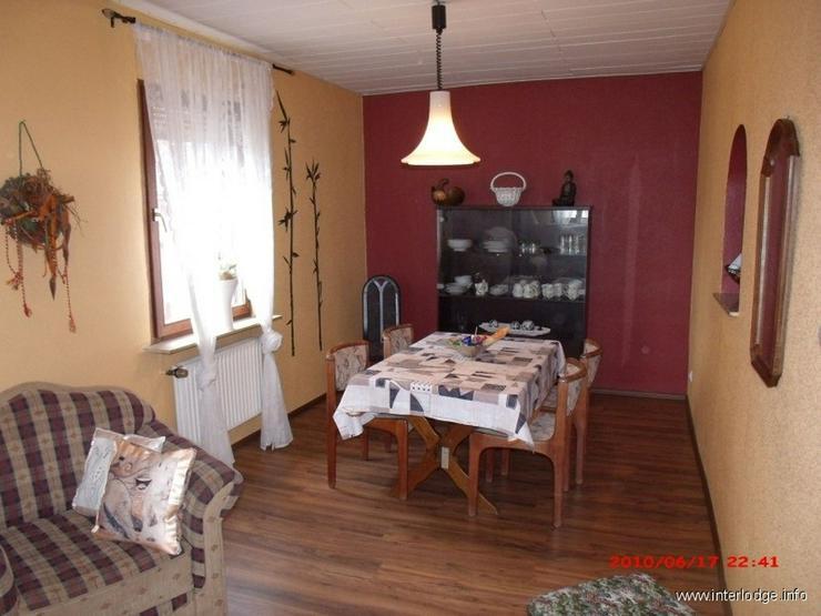 Bild 5: INTERLODGE Zweckmäßig möbl. Einfamilienhaus mit 3 Schlafzimmern in Bo-Wattenscheid.