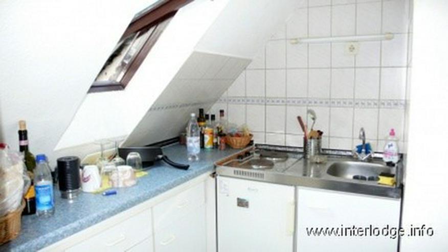 Bild 5: INTERLODGE Komplett möblierte Wohnung südlich der Dortmunder Innenstadt. Nähe Klinikum ...