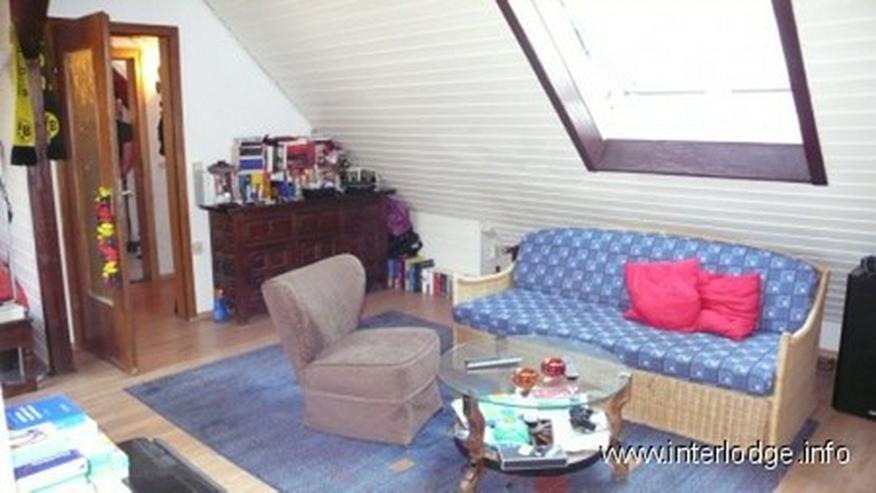 Bild 3: INTERLODGE Komplett möblierte Wohnung südlich der Dortmunder Innenstadt. Nähe Klinikum ...