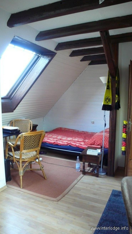 Bild 4: INTERLODGE Komplett möblierte Wohnung südlich der Dortmunder Innenstadt. Nähe Klinikum ...