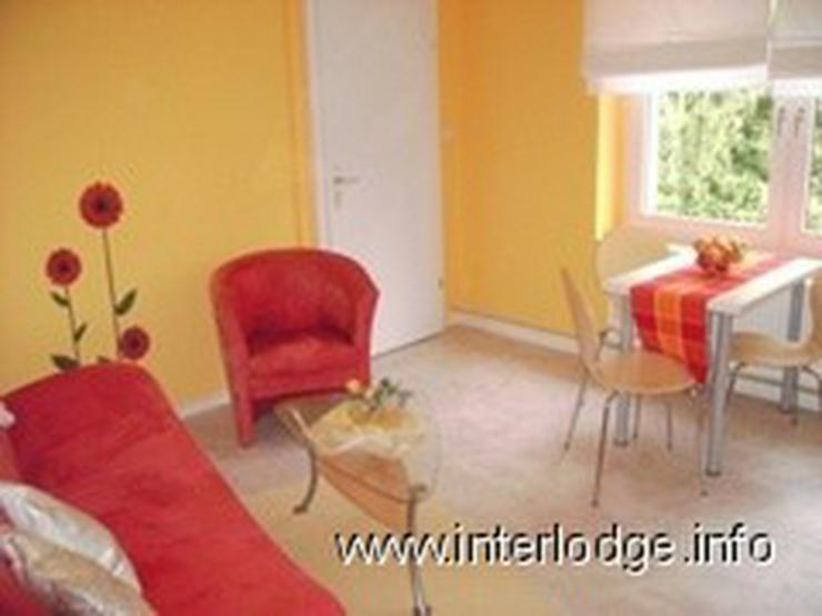 INTERLODGE Moderne, komplett möblierte Wohnung mit 2 Schlafzimmern in Dortmund-Schüren - Wohnen auf Zeit - Bild 1