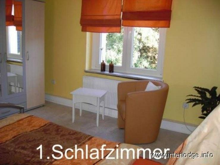 Bild 3: INTERLODGE Moderne, komplett möblierte Wohnung mit 2 Schlafzimmern in Dortmund-Schüren