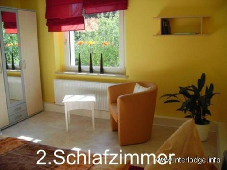 Bild 4: INTERLODGE Moderne, komplett möblierte Wohnung mit 2 Schlafzimmern in Dortmund-Schüren