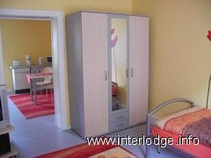 Bild 2: INTERLODGE Modernes, komplett möbliertes Apartment in Dortmund-Schüren