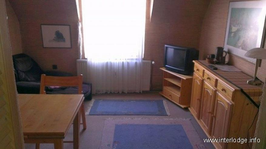 INTERLODGE Modern möblierte Studiowohnung mit Loggia und 2 Schlafräumen in der Dortmunde... - Wohnen auf Zeit - Bild 1