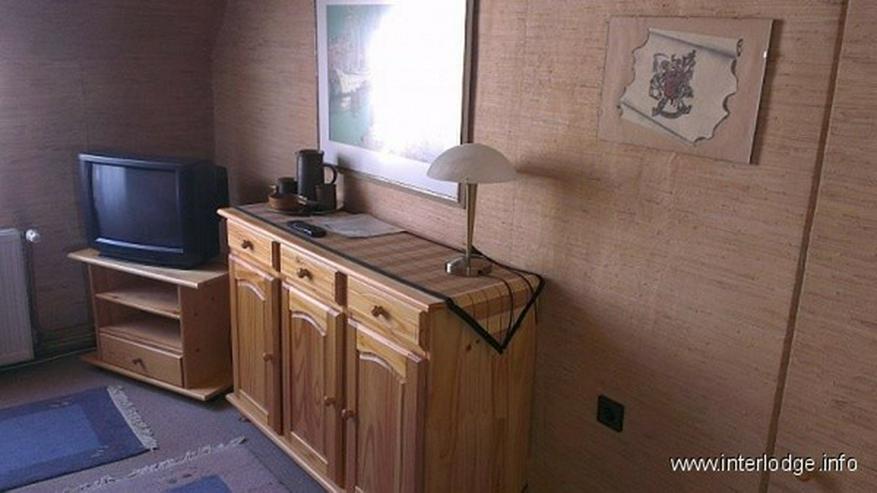 Bild 6: INTERLODGE Modern möblierte Studiowohnung mit Loggia und 2 Schlafräumen in der Dortmunde...
