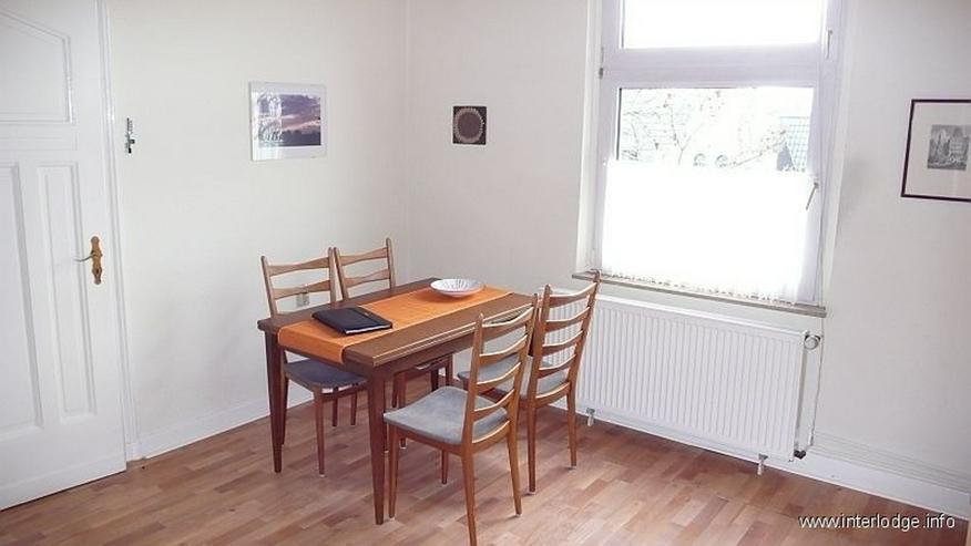 INTERLODGE Komplett möbliertes Apartment in Bochum-Altenbochum Nähe Bochumer Innenstadt - Bild 1